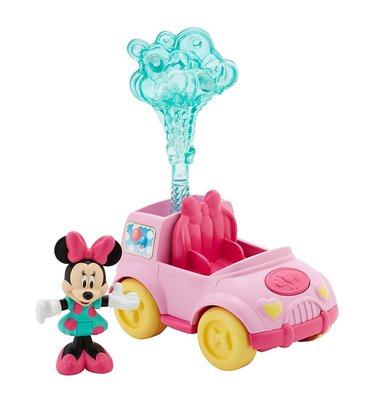 Fisher-Price Очаровательная доставка от Минни Маус машина Disney Minnie Mouse Darling Delivery Minni