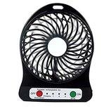 Вентилятор настольный, аккумуляторный Usb Mini Fan аккумулятор, usb кабель