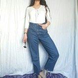 Стильные джинсы бойфренды, mom