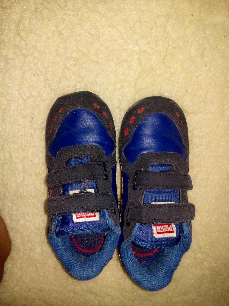 Фирменные кроссовки Puma оригинал  80 грн - демисезонная обувь puma в  Одессе, объявление №13984105 Клубок (ранее Клумба) 27c68689753