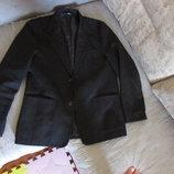 Пиджак черный на рост 170-185