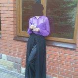 Костюм юбка штани блузка