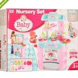 Акция Детская кухня Nursery Set 008-910