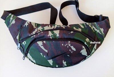 Спортивная сумка Найк. Сумка crossbody Nike. Мужская сумка на пояс. Бананка спортивная