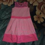 нарядное платье 6лет