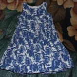 платье нарядное 5лет маталан