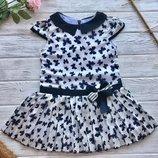 Платье стильное для малышки