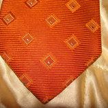 галстук Altea Milano оригинал шелк Италия идеал