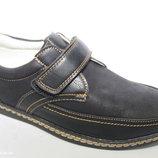 Туфли для мальчика в школу B&G арт.BGV17-3 с 33-38 р.