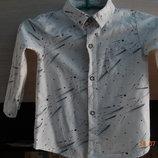 Стильная нарядная рубашка