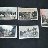 старинные почтовые карточки фотографии postdam 5 штук разные винтаж