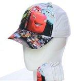 распродажа комплектов кепок по опт цене для детей в размере 52-54