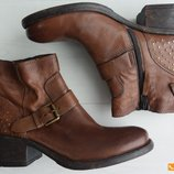 Ботинки женские из натуральной кожи Minelli 41 размер арт. 2275