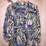 Яркая блуза Essential большого размера 28 наш 56