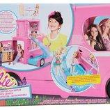 Barbie Pop-Up Camper Vehicle Барби Трейлер для путешествий CJT42
