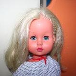 Большая немецкая кукла Gustav Liberman 55 см