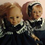 panre 26cм характерные куклы. пара