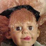 девочка 25см характерная кукла