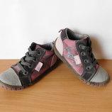 Ботинки кроссовки Lurchi 25р. Кожа. Стелька 16,3 см