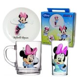 Набор детский LUMINARC DISNEY COLORS MINNIE /3 предмета