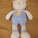 Chicco мягкая игрушка мишка для малыша 23 см