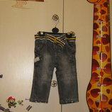 Джинсы Little Rebel на маленького модника