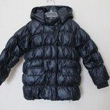 Новая зимняя куртка - пуховик chicco на 4-8лет. Оригинал