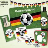 Набор для настоящих фанатов футбола