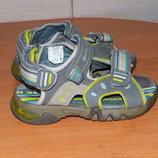 Фирменные кроссовки Next с мигалками, размер 7 15 см