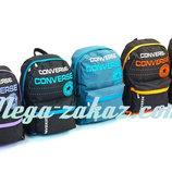Рюкзак городской Converse All Stars Design 371 ранец спортивный 43х30х13см, 5 цветов
