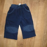 Флисовые штаны, брючки флисовые на 6-9 мес