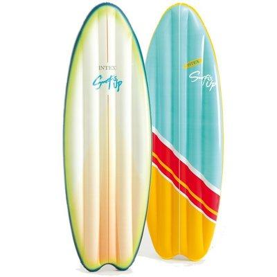 Надувной матрас для серфинга 178 69 см 2цвета 58152 Интекс intex