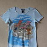 Классная футболка Karen Scott