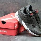 Кроссовки Puma Trinomic Black gray , Топ качество