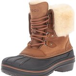 Зимние ботинки crocs р. 7US-24, 5см. Оригинал