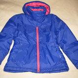 Термокуртка мембранна брендова нова WED'ZE STRATERMIC Оригінал Франція на ріст 115-124на вік 6 років