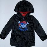 TU ветровка сумка куртка с пиратом