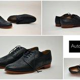 Туфли броги Autograph M&S, England. р. 40, 5 - 27 см. Супер модель.