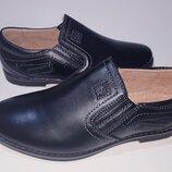 Распродажа супер качество 100% Кожаные туфли на мальчика 31 - 36 размеры
