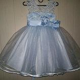 нарядное выпускное бальное платье цвет любой