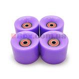 Колеса для Пенни борда CLASSIC фиолетовые полиуретановые 60 х 40 мм. 1 шт,Киев