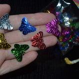 Новый Набор для детского Творчества разноцветные Бабочки в упаковке