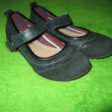 кожаные туфельки 31раз