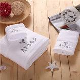 Махровые полотенца с Вашим брендом или полотенца с логотипом
