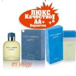 Dolce Gabbana Light Blue Хорватия класса Аа купить дольче габбана лайт блю