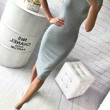 Платье Миди карандаш футляр . Разные цвета