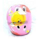Шлем детски, разноцветьный, яркий дизайн, защитный шлем для детей, Киев