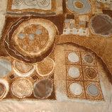 платок CINZIA VERGA шелк Италия 84х87 идеал