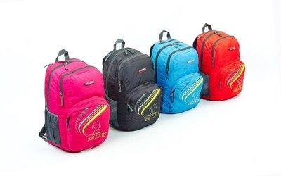 Рюкзак спортивный с жесткой спинкой Zelart 3705 ранец спортивный , 4 цвета 49х30х13см