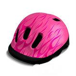 Детский шлем Flames - Weeride - Нидерланды - Размер XXS 44-48 cm, 190 гр, 5 отверстий,Киев